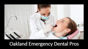 emergency dental care in oakland ca