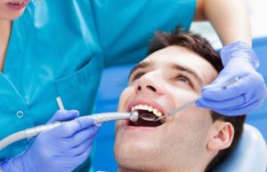 picture of a dental patient