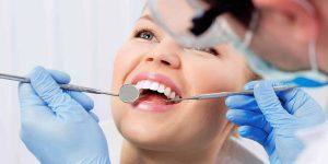woman dental patient photo